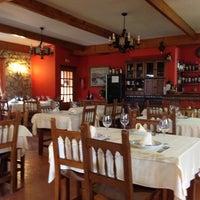 Photo taken at Restaurante As Grades by Juan A. on 12/21/2013