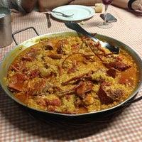 Photo taken at Restaurante As Grades by Juan A. on 8/10/2013