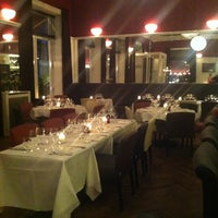 Photo taken at Hellerup Klub Brasserie by Nicholas S. on 1/30/2013