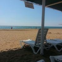 Photo taken at Antalya Deniz Kenari by Mert Melih B. on 9/4/2013