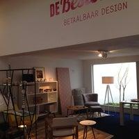 Photo taken at deBesteKamer by Louis D. on 4/26/2014