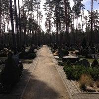 Photo taken at Kairėnų kapinės by Augustinas on 5/1/2013