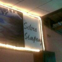 Photo taken at Restoran Selera Simpang by Hasri S. on 5/21/2013
