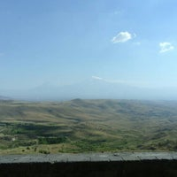 Photo taken at Ararat (Charents) Arch by Станислав #. on 7/13/2016