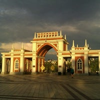 Photo taken at Tsaritsyno Park by Станислав #. on 6/7/2013