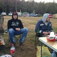 Photo taken at Citymetria camping fest by Aleksandr A. on 7/27/2013
