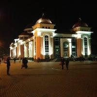 Photo taken at Ж/д вокзал Саранск by Сергей Т. on 12/12/2012