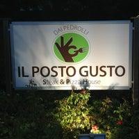 Foto scattata a Pizzeria Il Posto Gusto da Jamba t. il 8/26/2013