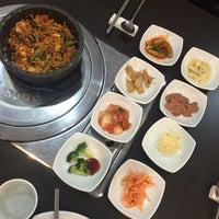 Photo taken at Won Korean by Chel B. on 11/8/2015