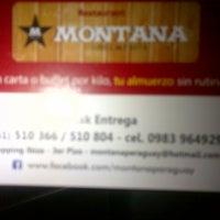 Foto tirada no(a) Montana Gril por Marcos S. em 1/23/2013