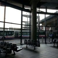 Photo taken at Shudehill Interchange by Oliver C. on 4/10/2013