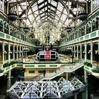 Photo taken at St Stephen's Green Shopping Centre by Harm on 4/28/2013