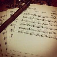 Das Foto wurde bei Türk Musikisi Devlet Konservatuarı von Neslihan K. am 3/21/2013 aufgenommen