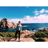 Photo taken at Sugarloaf Rock by Chantelle H. on 5/19/2014