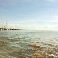 Photo taken at Spiekeroog Hafen by Frank L. on 8/23/2016