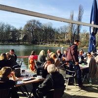 Das Foto wurde bei Bootshaus Stella am Lietzensee von Lilian G. am 3/8/2015 aufgenommen
