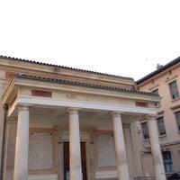 Photo taken at Aix-Marseille Université – Campus de Saint-Charles by Ben V. on 2/18/2013