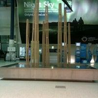Photo taken at Terminal 1 by Sveta S. on 3/8/2013