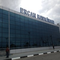 Photo taken at Ercan Airport (ECN) by Kerim on 4/18/2013