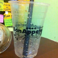 Photo taken at Bon AppeTEA - Salinas by Janelyn O. on 1/9/2013