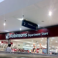 Photo taken at Robinsons Place by Janelyn O. on 2/17/2013