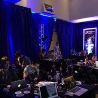 Photo taken at BattleHack World Final by Owen T. on 11/16/2014