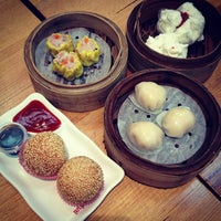 Photo taken at ENEX100 Food Court by Eka T. on 5/5/2013