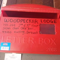 Photo taken at Woodpecker Lodge by Sasha India on 10/21/2015