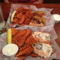 Photo taken at Kickin' Chicken Mt. Pleasant by Jill R. on 8/14/2013