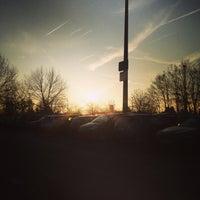 Photo taken at Parking Mounier by Carmen W. on 12/12/2013