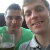 Photo taken at U-Turn Pub by Petr H. on 7/15/2014