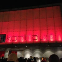 Photo taken at Kool Haus by Paul V. on 9/15/2013