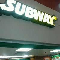 Photo taken at Subway by Wildson A. on 12/22/2012