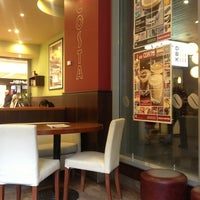 Photo taken at Costa Coffee by Анна К. on 3/11/2013