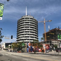 Photo taken at Capitol Records by Emmanuel R. on 3/19/2017