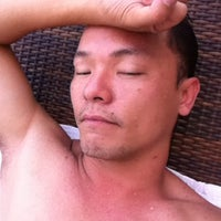 Photo taken at Swimming pool by chaiyodee on 6/1/2014