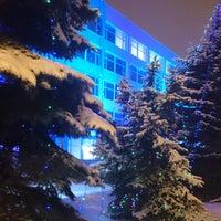 Photo taken at Проспект Ленина by Natalya P. on 12/10/2014