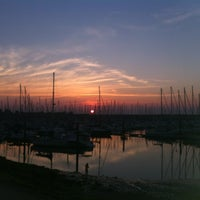 Photo taken at Roompot Marina Haven by Marck d. on 8/1/2013