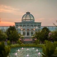 Photo taken at Lewis Ginter Botanical Garden by Lewis Ginter Botanical Garden on 1/11/2016