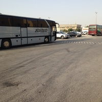 Photo taken at Bus Station by Turky A. on 5/26/2014