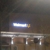 Photo taken at Walmart Supercenter by Jason R. on 12/19/2012