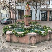 Photo taken at Heimsheim by noogman on 3/13/2016