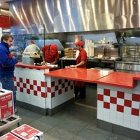 Photo taken at Five Guys by Michael K. on 3/10/2013