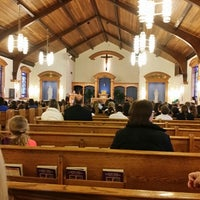 Photo taken at Ss. John & Paul R.C. Church by Michael K. on 4/16/2014