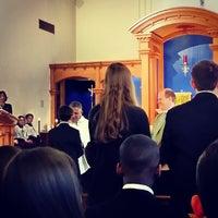 Photo taken at Ss. John & Paul R.C. Church by Michael K. on 1/31/2014