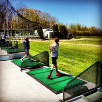 Photo taken at Turtle Cove Driving Range by Michael K. on 5/3/2013