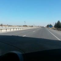 Photo taken at Eskişehir Nevşehir Yolu by Nurbanu K. on 10/23/2013