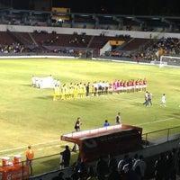 Foto tomada en Estadio 3 de Marzo por Hector Z. el 3/13/2013