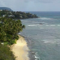 Photo taken at Diamond Head Scenic Point by Harry C. on 1/28/2013