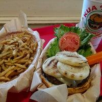 Photo taken at Kua'āina Sandwich by Harry C. on 12/24/2017